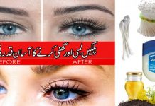 Get Long and Thick Eyelashes 3 Best Home Remedies