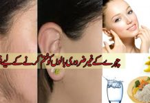 Get Rid of Unwanted Facial Hair With Natural Ingredients