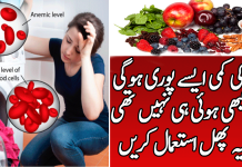 increase the Hemoglobin count by eating natural foods