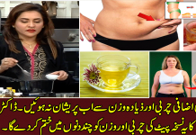 How to reduce weight by natural procedure